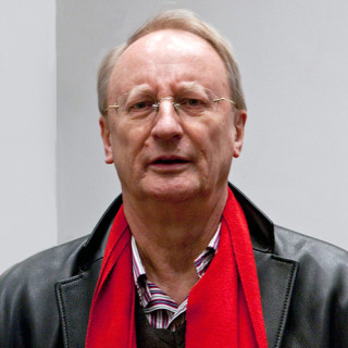 Portrait von Klaus Staeck