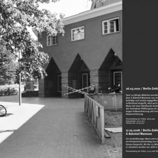 Exponat aus der Ausstellung: Berliner Tatorte