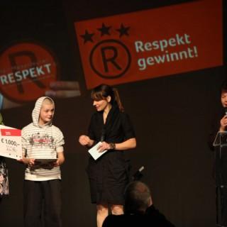 Respekt-gewinnt-Preisverleihung 2010