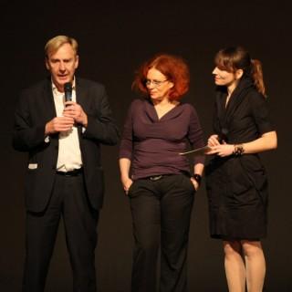 Günter Piening (Berliner Beauftragte für Integration und Migration 2010), Anetta Kahane (Mitglied des Berliner Ratschlag für Demokratie), Magdalena Bienert