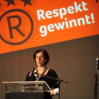 Berliner Senatorin für Integration, Arbeit und Soziales 2010: Carola Bluhm