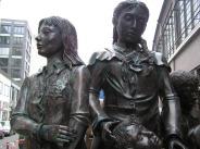Kinderdenkmal Georgenstrasse