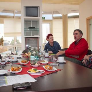 Agentur für soziale Perspektiven – ASP e.V. zu Gast bei den Berliner Stadtreinigungbetrieben.