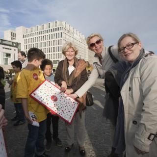 Unterstützer der Aktion - u.a. Prof. Monika Grütters MdB, Staatsministerin für Kultur und Medien