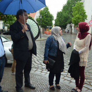 Stadtteilführung in Neukölln