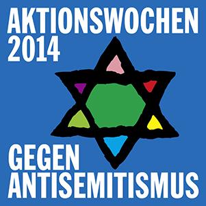 Logo Aktionswochen gegen Antisemitismus