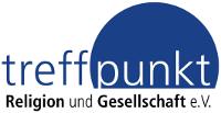 """Logo der Initiative """"Treffpunkt Religion"""""""