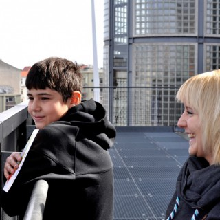 Unser Tandem des Monats März: Ali und Daniela