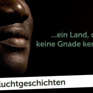 Amanuels Geschichte für die Kampagne #Fluchtgeschichten des Berliner Ratschlags für Demokratie