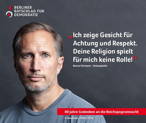 Benno Fürmann Facebook - WICHTIG - bei Verwendung auf Social-Media - Verlinkung auf thomasrusch.com