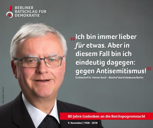 Dr Heiner Koch Facebook