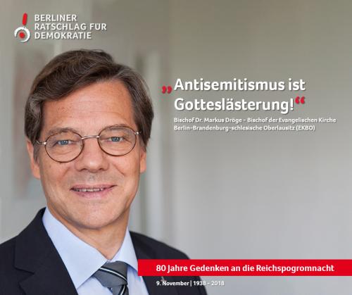 Dr Markus Dröge Facebook