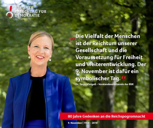 Dr Tanja Wielgoß Facebook