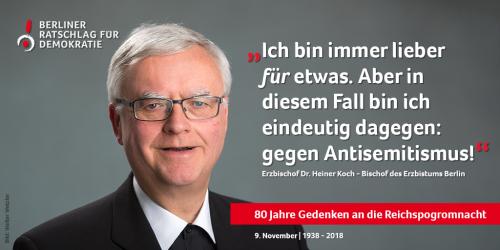 Dr Heiner Koch Twitter