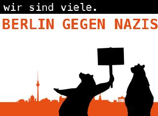 Berlin gegen Nazis – Wir sind viele!