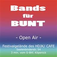 Bands für Bunt! Open Air