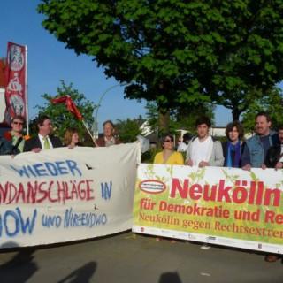 Aktionsbündnis für Demokratie und Toleranz gegen Rechtsextremismus und Fremdenfeindlichkeit in Rudow