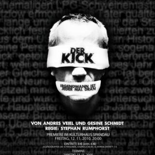 "Theater Magma zeigt: ""Der Kick"""
