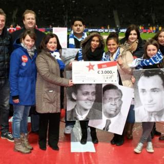 """""""Respekt gewinnt!"""" Preisverleihung 2012 bei Hertha BSC im Olympiastadion"""