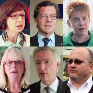 Interviews mit 10 Mitgliedern des Ratschlags