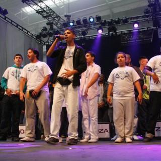 Original Hip Hop Charity Jam