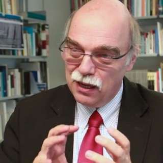 Interview mit Prof. Dr. Andreas Nachama, Direktor der Stiftung Topographie des Terrors