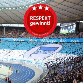 »Respekt gewinnt!« Preisverleihung bei Hertha BSC
