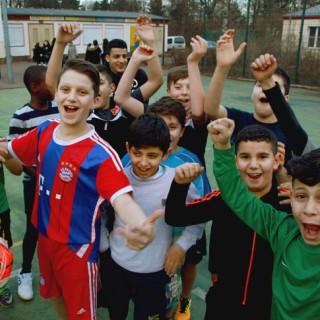 buntkicktgut – interkulturelle straßenfußball-ligen berlin