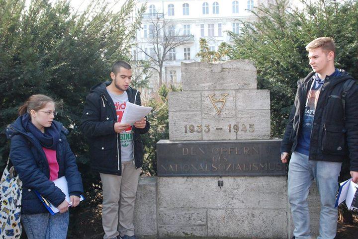 Fluchtlinge kennenlernen berlin
