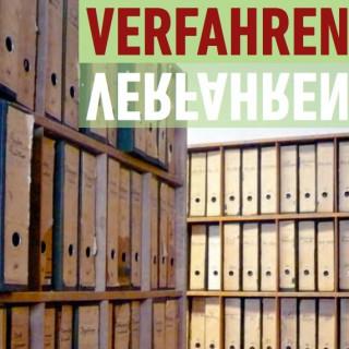 """VERFAHREN – """"Wiedergutmachung"""" im geteilten Berlin"""