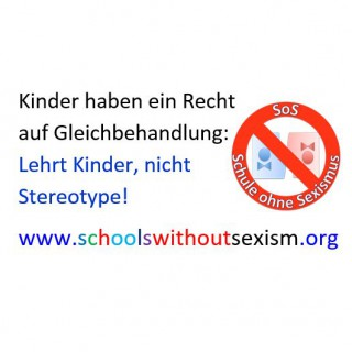 Schule ohne Sexismus