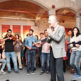 Singen mit Geflüchteten – Workshop mit dem Begegnungschor
