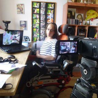 Wahl inklusiv – Menschen mit und ohne Behinderungen machen Filme