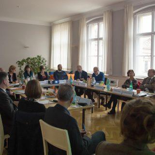Sitzung des Berliner Ratschlags – Antisemitismus im Fokus
