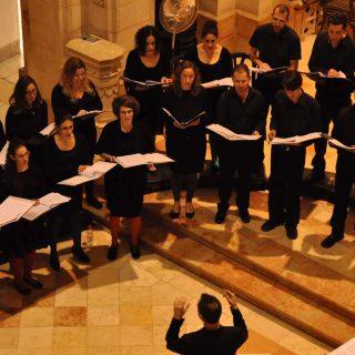 Dezember in Berlin – Louis Lewandowski Festival mit herausragenden Chören