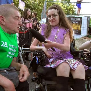 ALLES FÜR ALLE – Menschen mit und ohne Behinderungen machen Kurzfilme