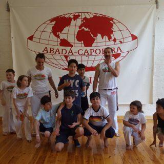 Interkulturelle Begegnung in der Capoeira e.V. / Capoeira-Schule-Berlin